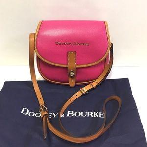 Dooney Bourke Pink Crossbody Bag